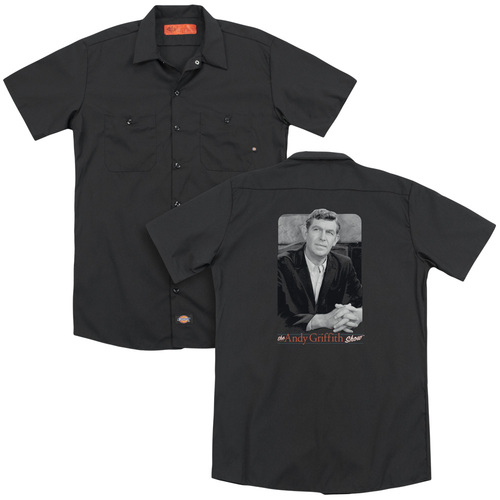 Image for Andy Griffith Show Dickies Work Shirt - Classic Andy