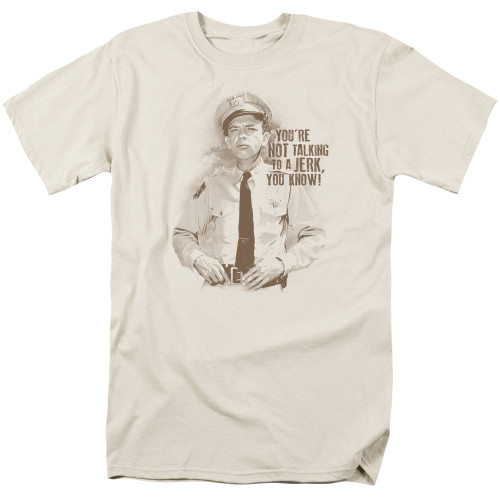 Image for Andy Griffith Show T-Shirt - No Jerk