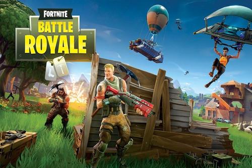 Image for Fortnite Poster - Battle Royale