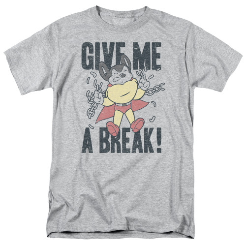 Image for Mighty Mouse T-Shirt - Give Me A Break