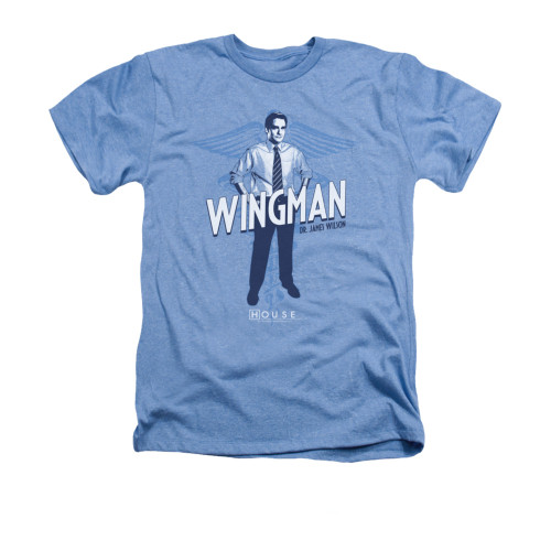 Image for House Heather t-shirt - Wingman