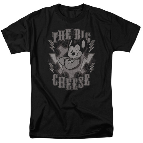 Image for Mighty Mouse T-Shirt - The Big Cheese