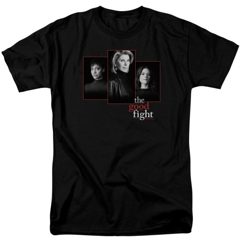 Image for The Good Fight T-Shirt - The Good Fight Cast