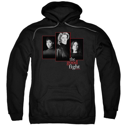 Image for The Good Fight Hoodie - The Good Fight Cast