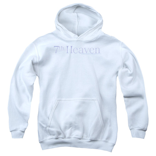 Image for 7th Heaven Youth Hoodie - 7th Heaven Logo