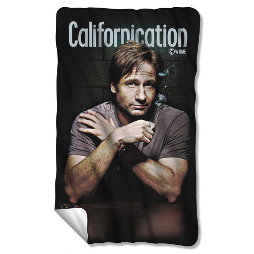 Image for Californication Fleece Blanket - Moody