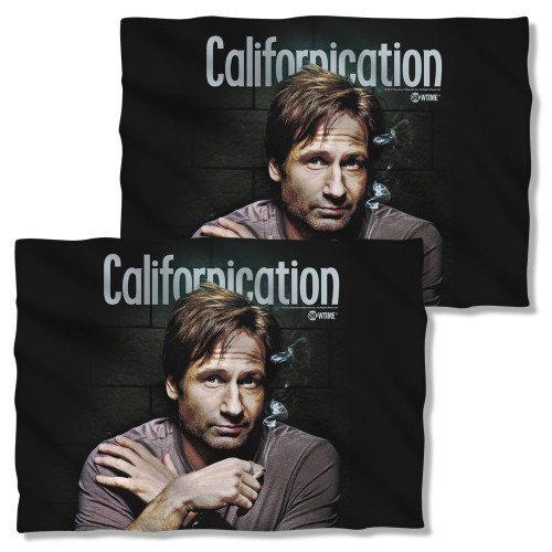 Image Closeup for Californication Pillow Case - Moody