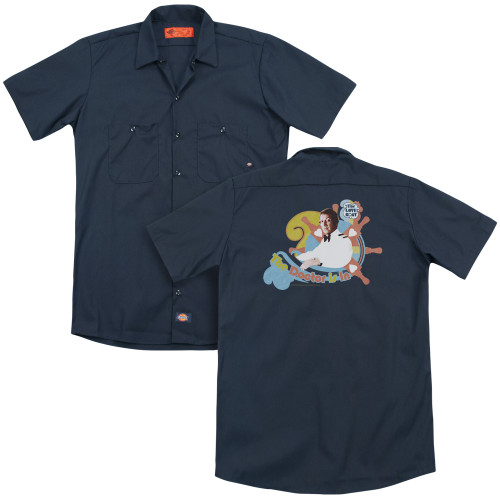 Image for The Love Boat Dickies Work Shirt - The Doctor Is In