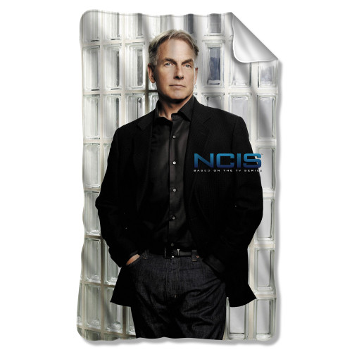 Image for NCIS Fleece Blanket - Glass Wall