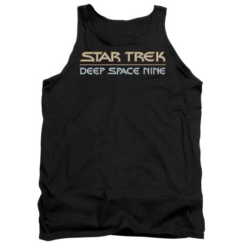 Image for Star Trek Deep Space Nine Tank Top - Deep Space Nine Logo