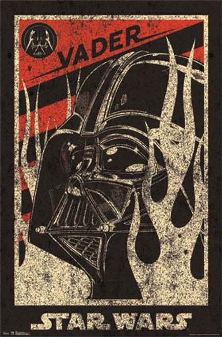 Image for Star Wars Poster - Vader Propaganda