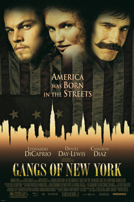 Image for Gangs of New York Poster - One Sheet