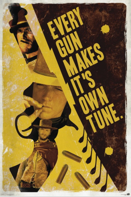Image for Clint Eastwood Poster - Every Gun