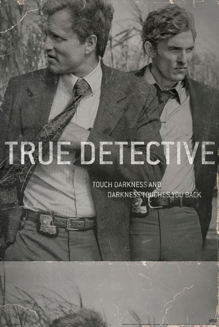 Image for True Detective Poster - Touch Darkness