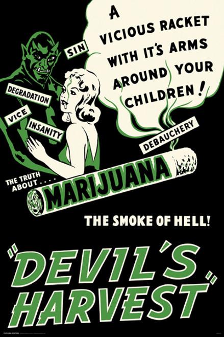 Image for Devil's Harvest Poster