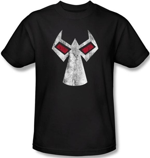 Image Closeup for Bane T-Shirt - Mask