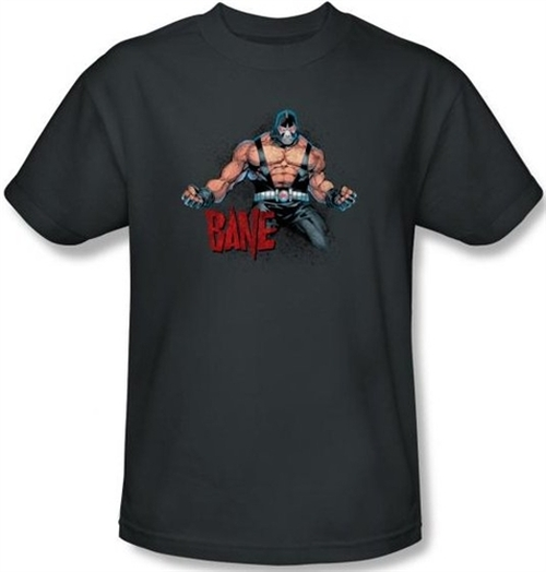 Image Closeup for Bane T-Shirt - Flex