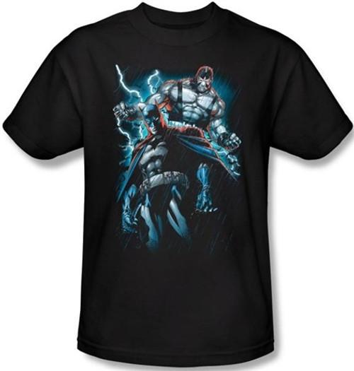 Image Closeup for Bane T-Shirt - Evil Rising