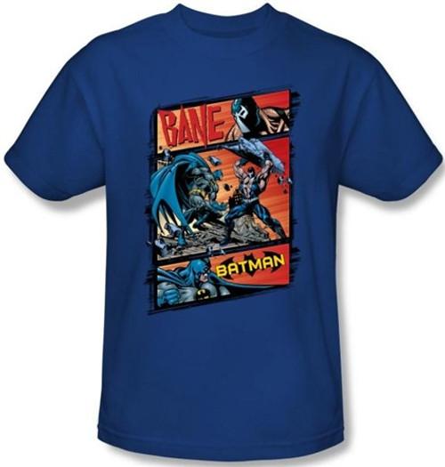 Image Closeup for Bane T-Shirt - Epic Battle