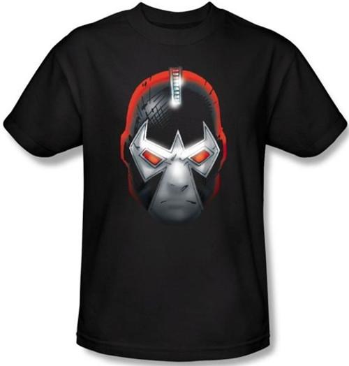 Image Closeup for Bane T-Shirt - Head