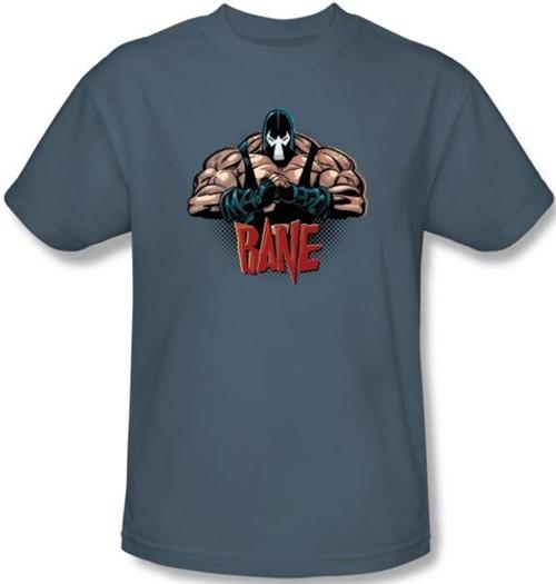 Image Closeup for Bane T-Shirt - Pump You Up
