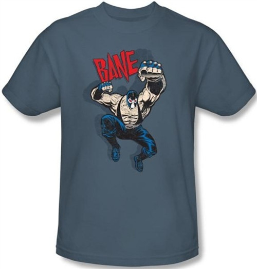 Image Closeup for Bane T-Shirt - Vintage