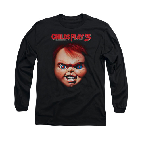 Image for Child's Play Long Sleeve T-Shirt - Chucky