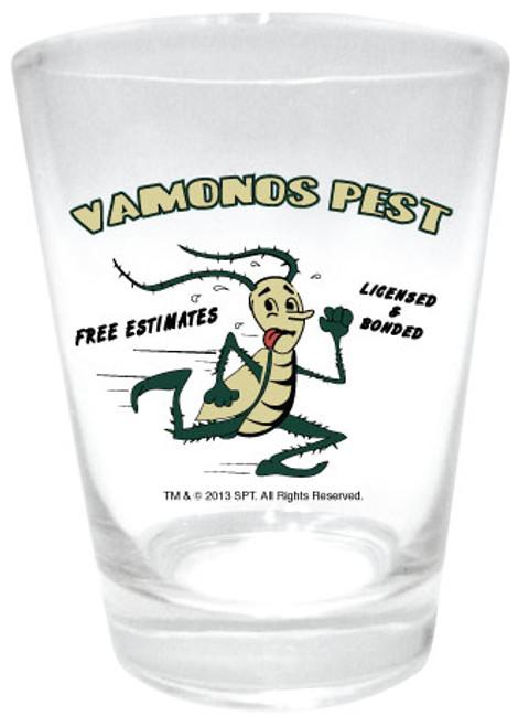 Breaking Bad Vamonos Pest Shot Glass