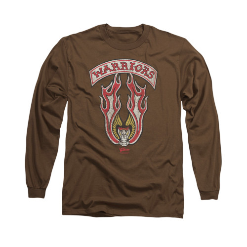 Image for the Warriors Long Sleeve T-Shirt - Emblem