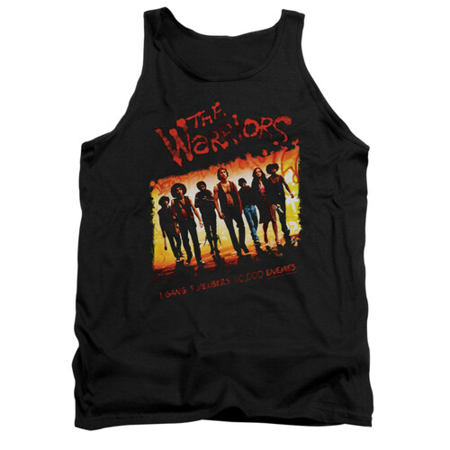 Image for the Warriors Tank Top - One Gang