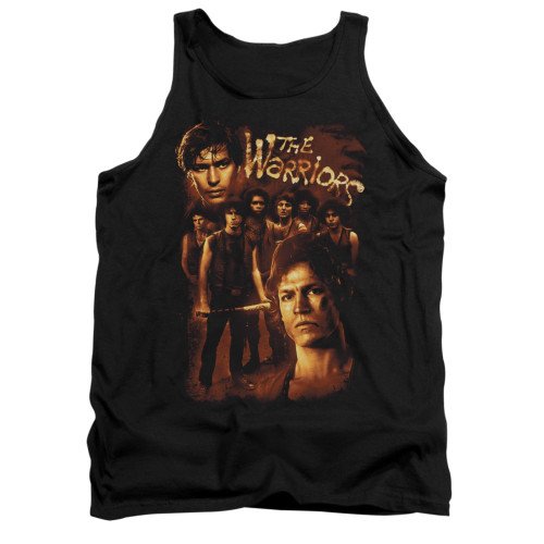 Image for the Warriors Tank Top - 9 Warriors