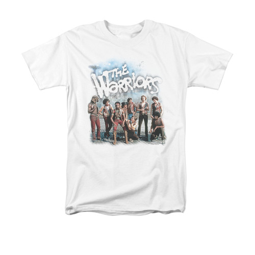 Image for the Warriors T-Shirt - Amusement