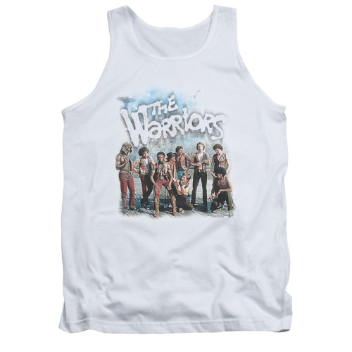 Image for the Warriors Tank Top - Amusement