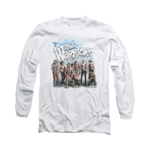 Image for the Warriors Long Sleeve T-Shirt - Amusement