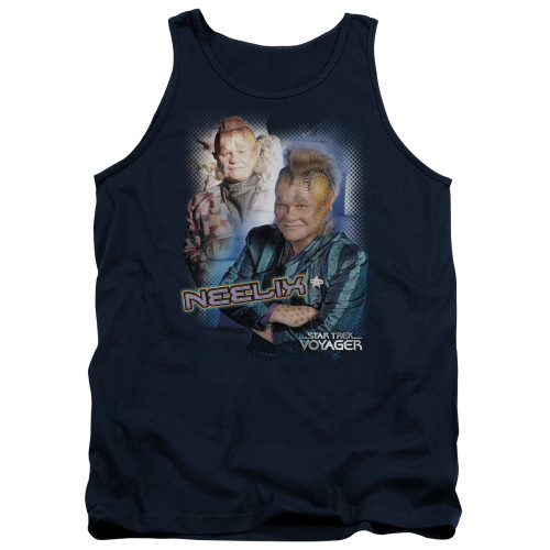 Image for Star Trek Voyager Tank Top - Neelix