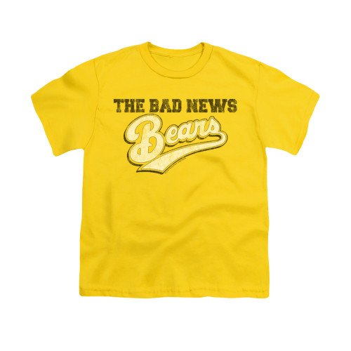 Image for Bad News Bears Youth T-Shirt - Logo