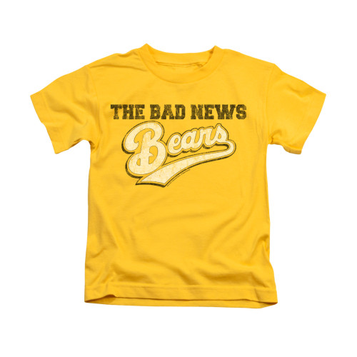 Image for Bad News Bears Kids T-Shirt - Logo