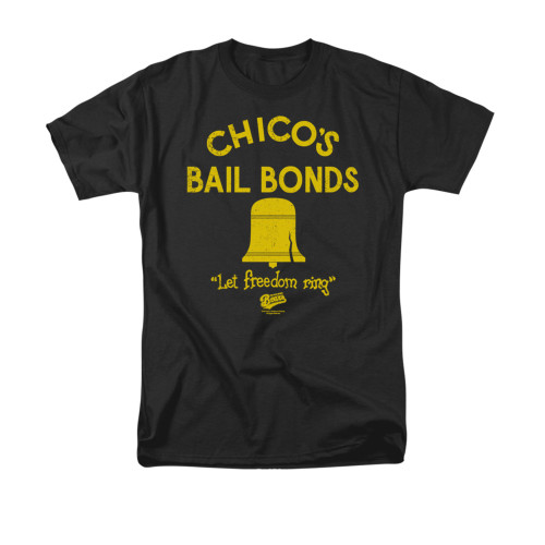 Image for Bad News Bears T-Shirt - Chico's Bail Bonds
