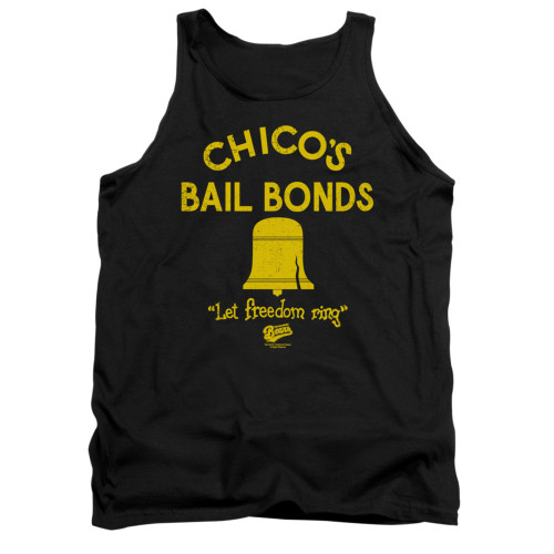 Image for Bad News Bears Tank Top - Chico's Bail Bonds