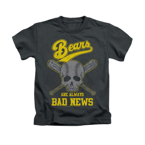 Image for Bad News Bears Kids T-Shirt - Always Bad News