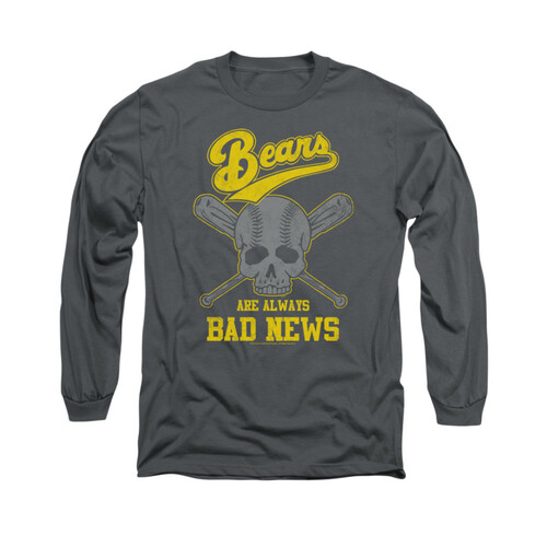 Image for Bad News Bears Long Sleeve T-Shirt - Always Bad News