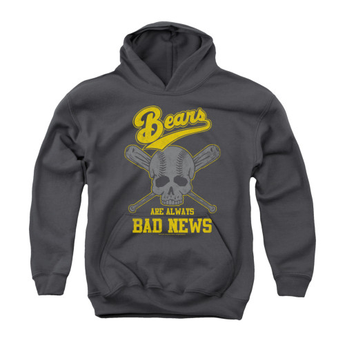 Image for Bad News Bears Youth Hoodie - Always Bad News