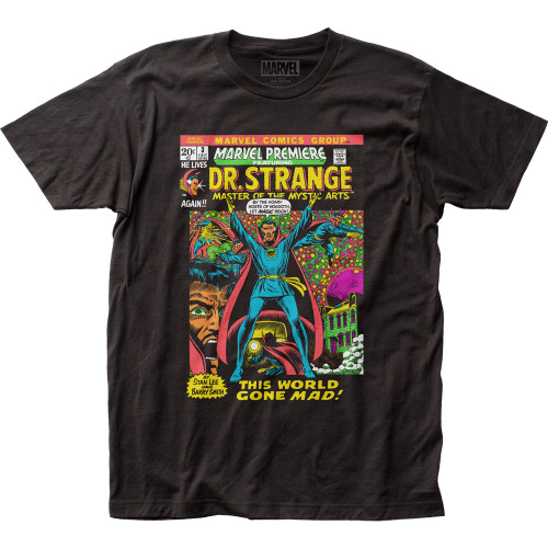 Image for Dr. Strange Let Magic Reign T-Shirt