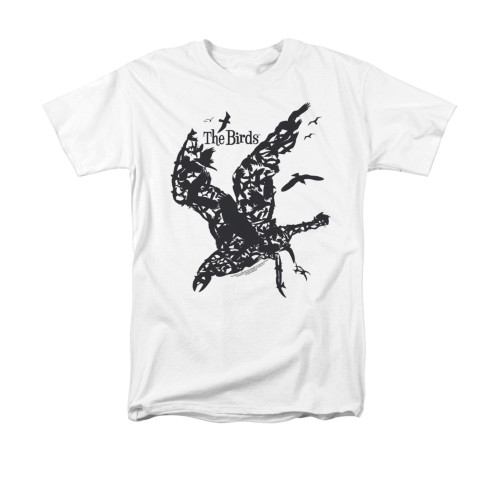 Image for The Birds T-Shirt - Title