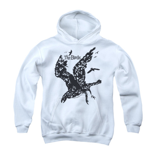 Image for The Birds Youth Hoodie - Title
