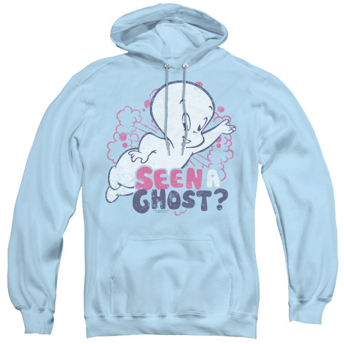 Image for Casper the Friendly Ghost Hoodie - Seen A Ghost