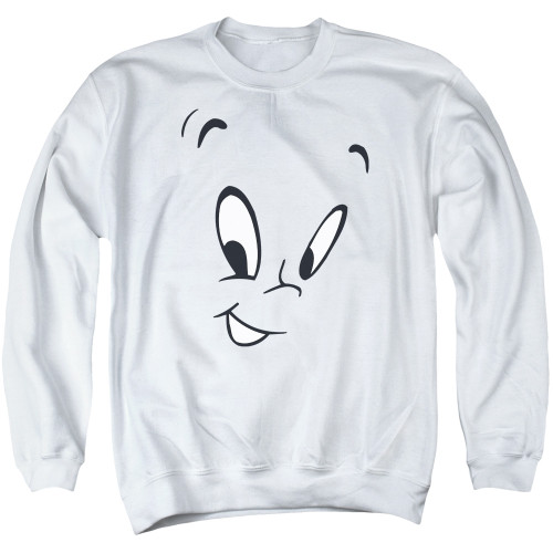 Image for Casper the Friendly Ghost Crewneck - Face