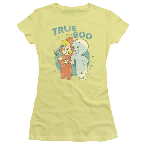 Image for Casper the Friendly Ghost Girls T-Shirt - True Boo