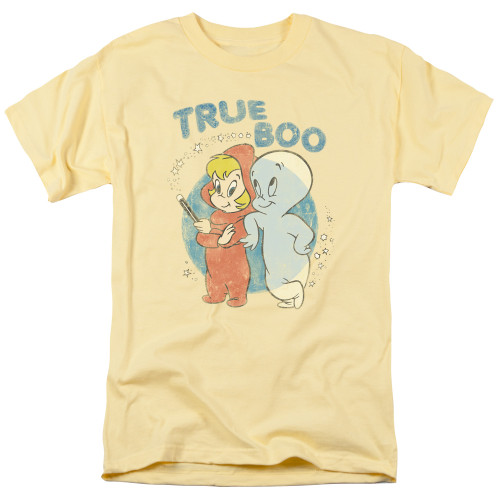 Image for Casper the Friendly Ghost T-Shirt - True Boo