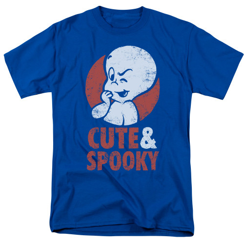 Image for Casper the Friendly Ghost T-Shirt - Spooky